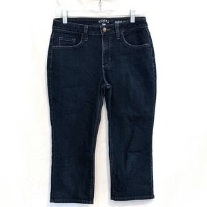 Riders by Lee Midrise Capri Jeans Size 6 Women's